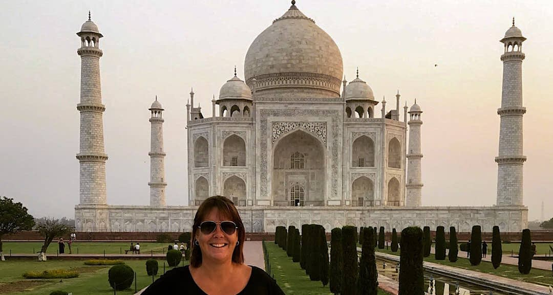 Sisters on Tour in India