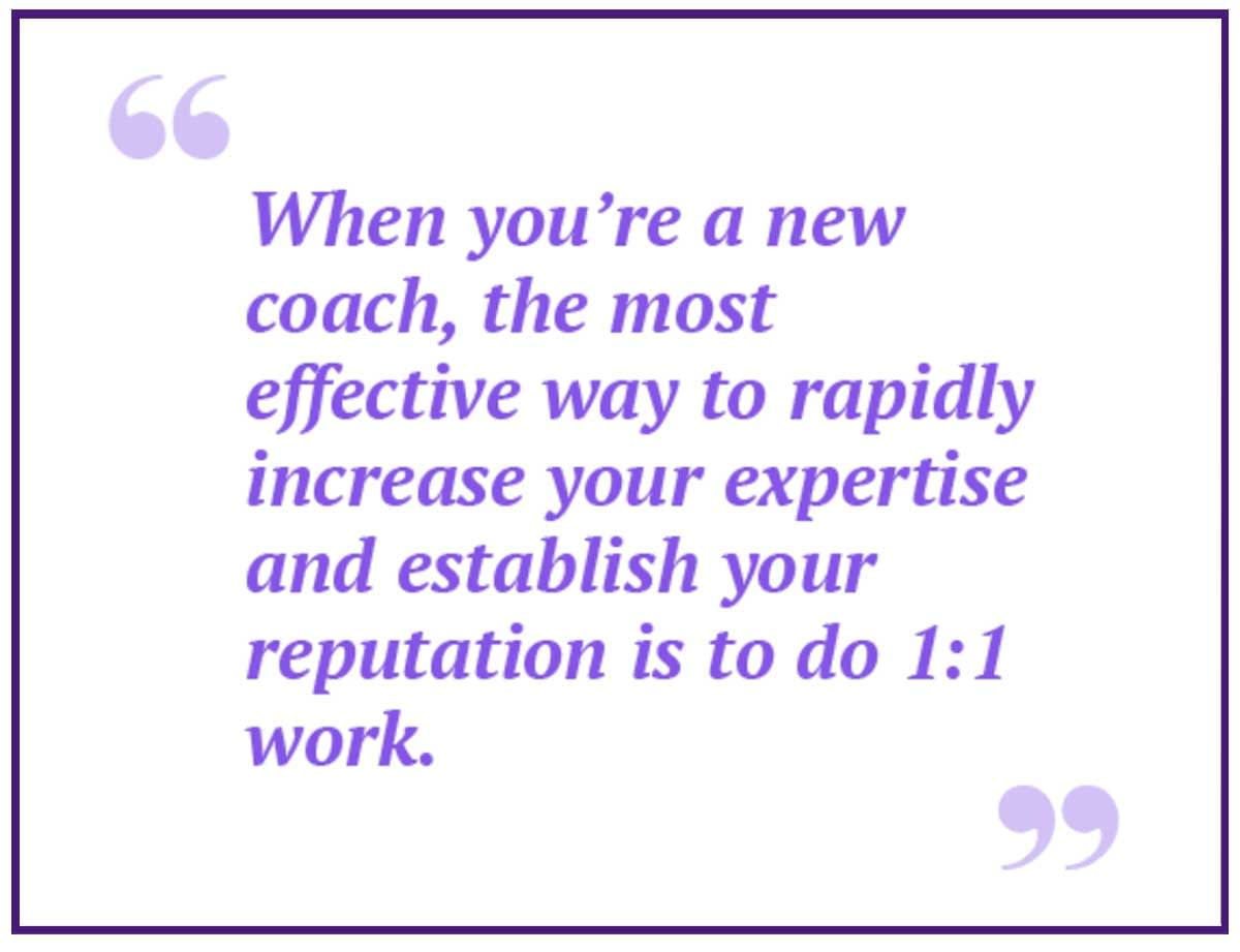 guide to starting a coaching business
