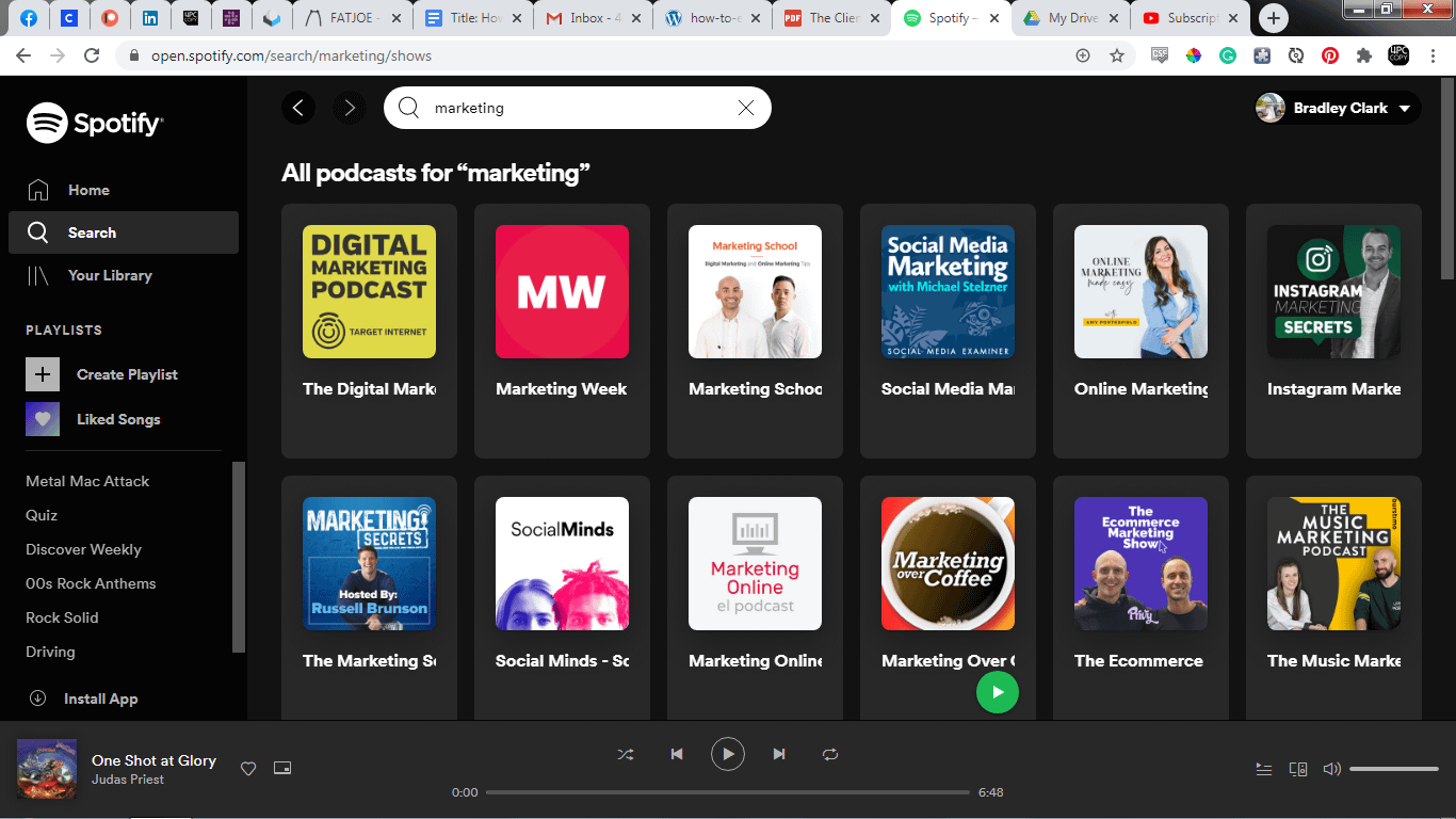 podcast name examples