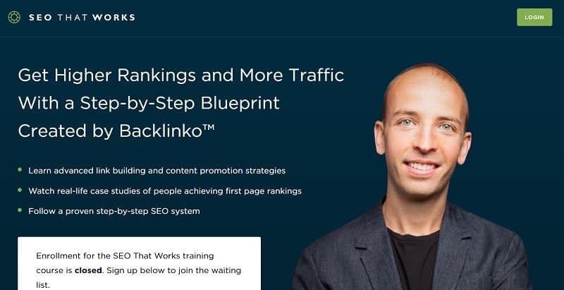 Backlinko - SEO training for digital nomads