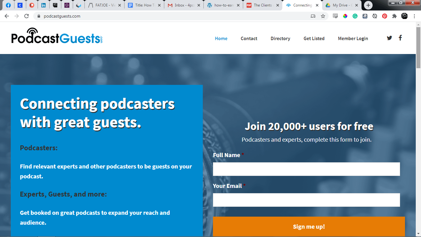 podcast guests