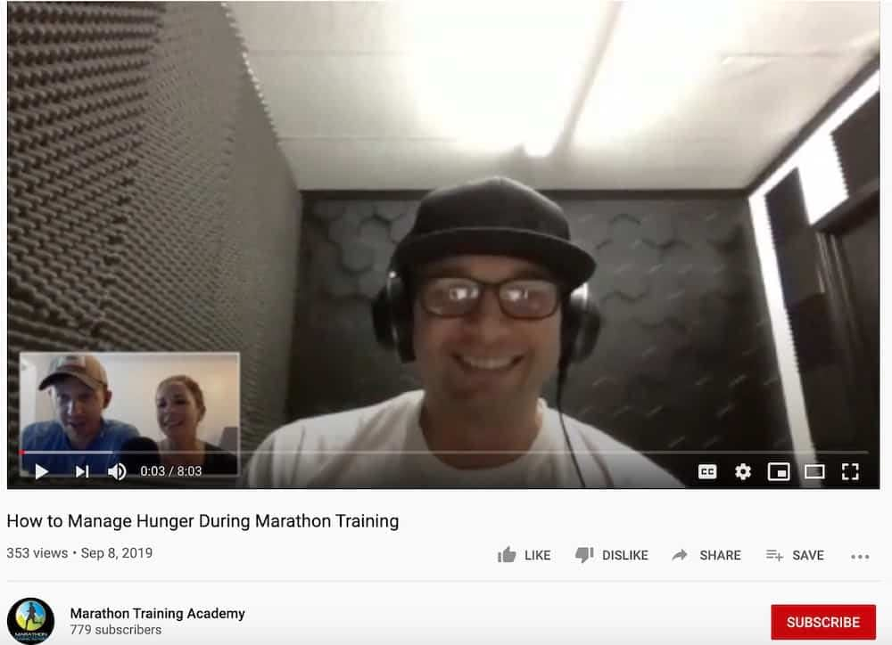 podcast youtube example