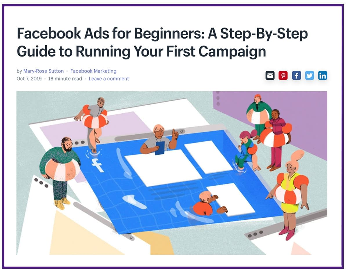 shopify facebook ads