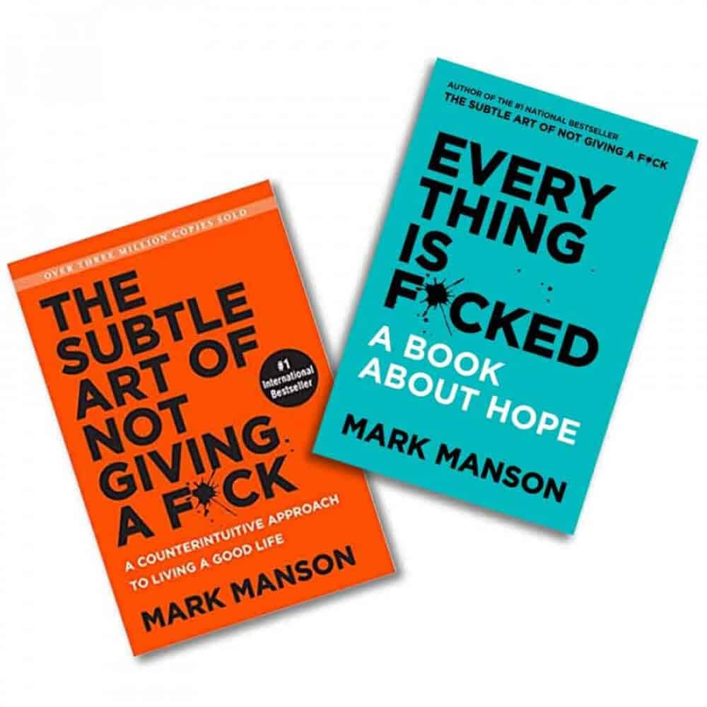 mark manson outrageous book titles