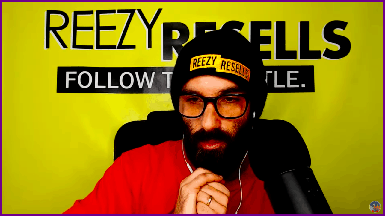 Reezy Resells - YouTube vlogger