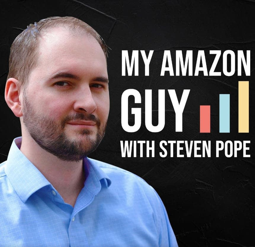 Podcast: My Amazon Guy With Steven Pope