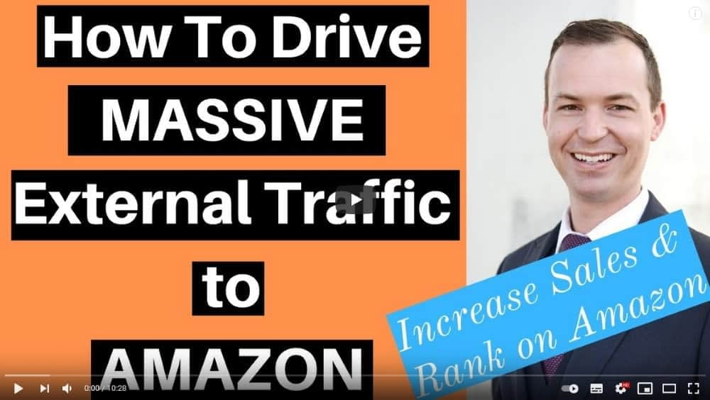 How To MASSIVELY Increase External Traffic To Your Amazon FBA Listing - Travis Zigler podcast