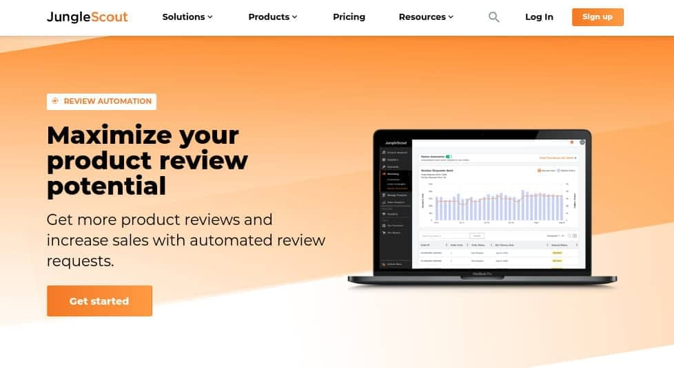 JungleScout - All-in-one Amazon Automation Platform